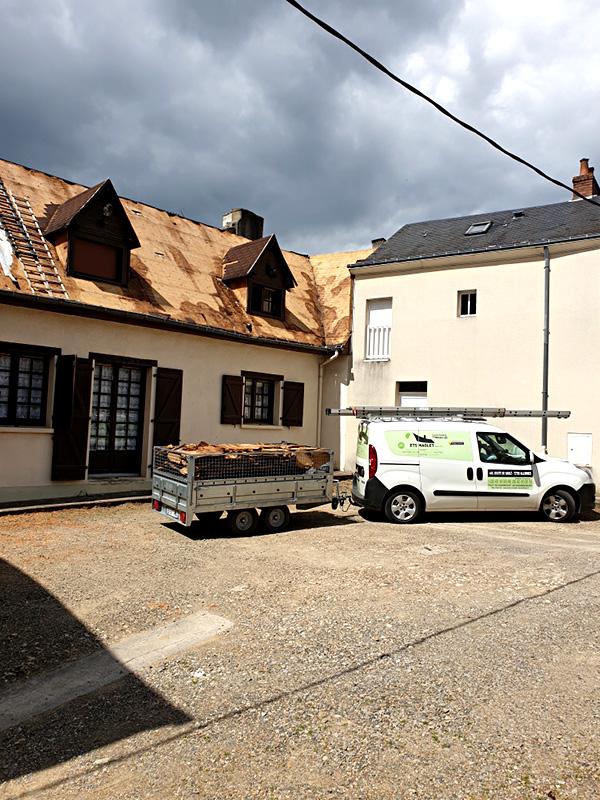 Maolet Renovation COUVREUR LE MANS Img10 37